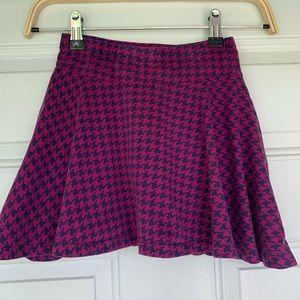 🛍 Lands' End Girls Pink/Purple Skort - size 6X/7